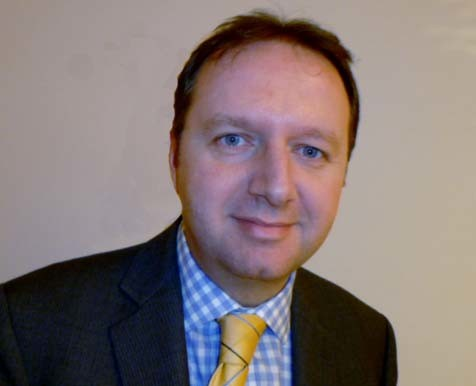 James Kelly regional manager for the North West of England