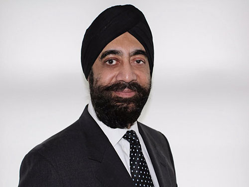Mal Singh - Chief Financial Officer